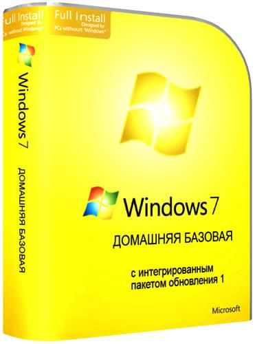 Windows 7 home basic x64 оригинальный образ скачать торрент
