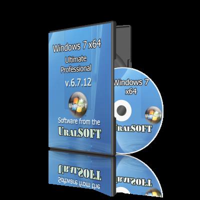 Windows 7 UralSOFT 2 in 1 v.6.7.12
