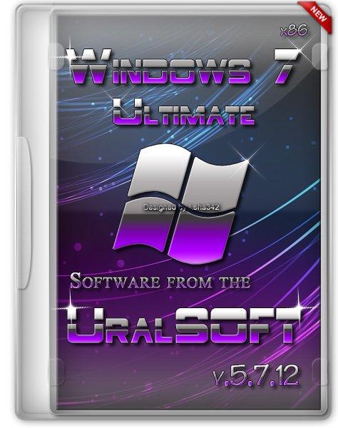 Windows 7 x86 Ultimate UralSOFT