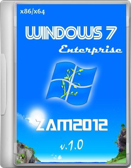 Windows 7 SP1 Enterprise ZAM2012 v.1.0