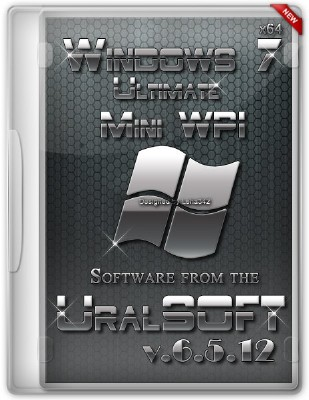 Windows 7 x64 Ultimate UralSOFT & MiniWPI v.6.5.12