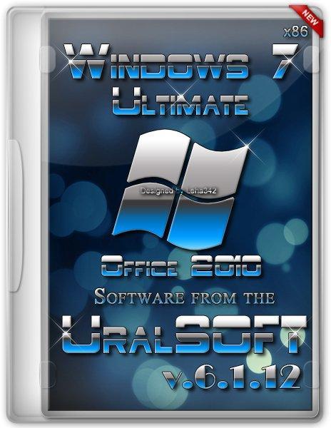 Windows 7 x86 Ultimate UralSOFT v.6.1.12
