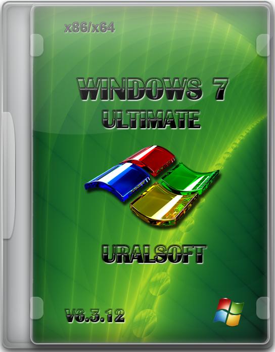 Windows 7 x86/x64 Ultimate UralSOFT v.6.3.12