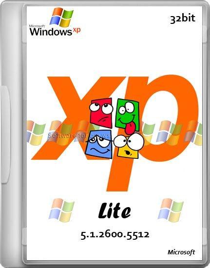 Windows XP SP3 Lite 5.1.2600.5512