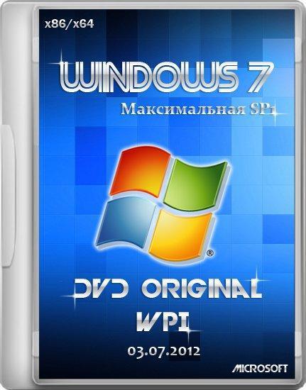 Windows 7 Ultimate SP1 Plus WPI 64bit By …
