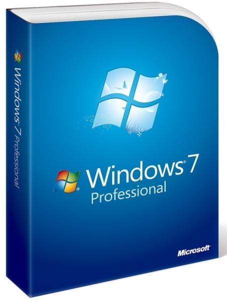 Windows 7 Профессиональная SP1