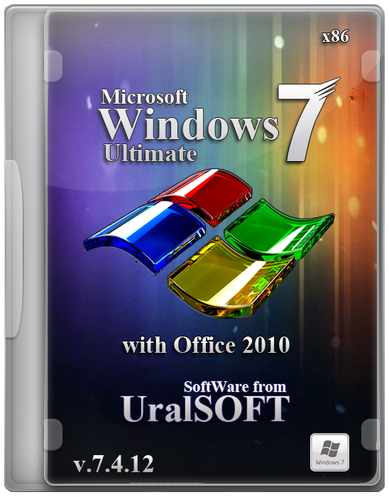 Windows 7 Ultimate UralSOFT v.7.4.12