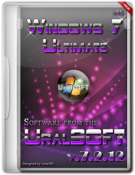 Windows 7 UralSOFT Ultimate 7.2.12