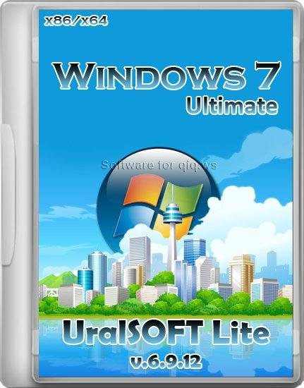 Windows 7 x86 x64 Ultimate UralSOFT Lite v.6.9.12