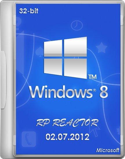 WINDOWS 8 RP REACTOR