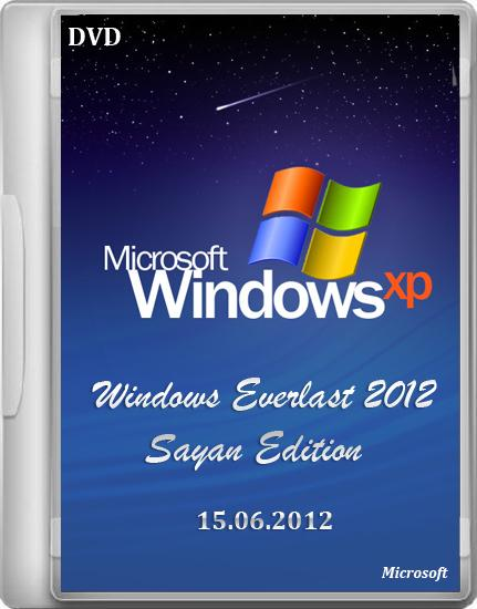 Windows XP Everlast 2012 Sayan Edition