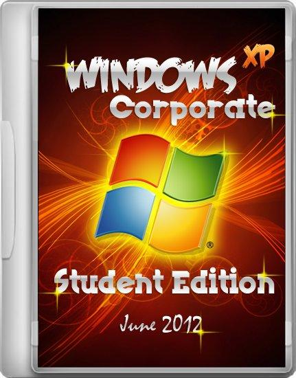 Windows XP SP3 Corporate Student Edition