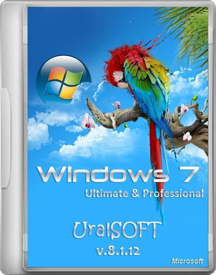 Windows 7 Ultimate & Professional UralSOFT v.8.1.12