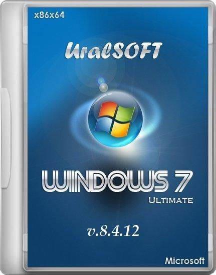 Windows 7 Ultimate UralSOFT v.8.4.12