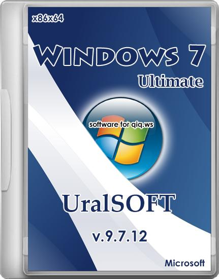 Windows 7 Ultimate UralSOFT v.9.7.12