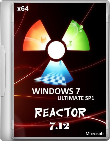 WINDOWS 7 ULTIMATE x64 REACTOR 7.12